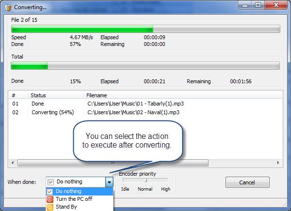 файл cda конвертировать в mp3